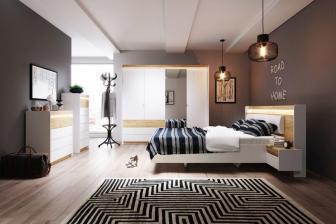 JAWA - meble systemowe do sypialni do wyboru 1