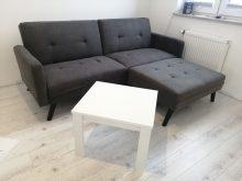 CORNER - kanapa z funkcją spania + podnóżek 6