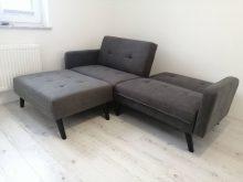 CORNER - kanapa z funkcją spania + podnóżek 8