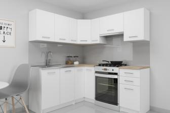 NATALIA - meble kuchenne narożne różne kolory 1,7m x 1,9m 21