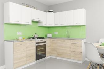KOLENDRA - meble kuchenne narożne różne kolory 2,3m x 1,9m 15