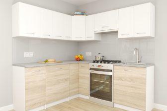 PAGIANI - meble kuchenne narożne różne kolory 2,1m x 1,5m 19