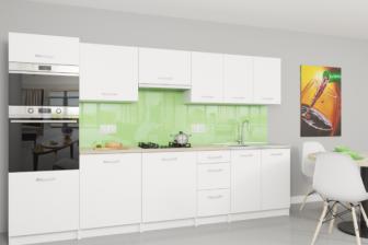 SANTE - meble kuchenne pod zabudowę różne kolory 2,8m 25