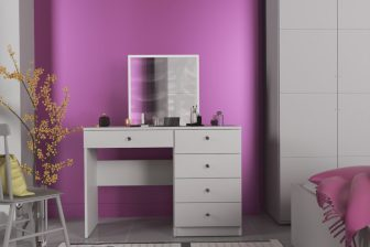 OMEGA- toaletka z lustrem 8