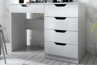 EMILY - biurko toaletka konsolka 11