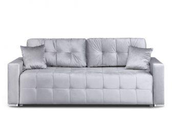 BASTUBO - kanapa rozkładana w stylu glamour - szybka realizacja 2