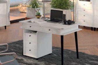 DOLORES- biurko z szufladami 57