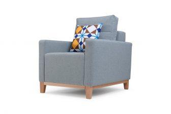 OMO - wygodny fotel do kanapy 58