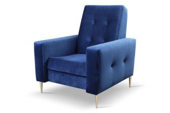 DAMARIO - fotel z wysokim oparciem 18