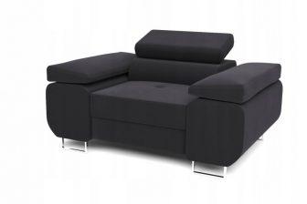 WONDER -fotel z zagłówkiem 2