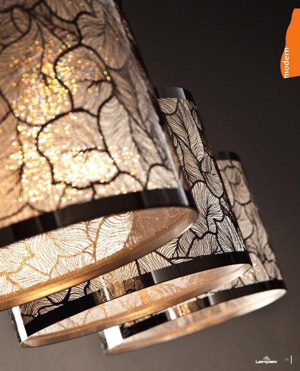 Lampa wiszaca Brillante 2 4