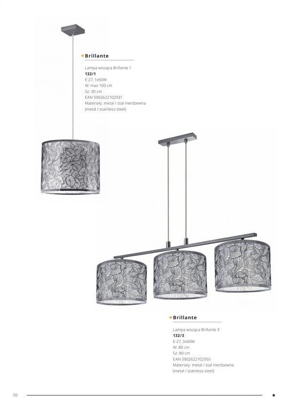 Lampa wiszaca Brillante 2 6