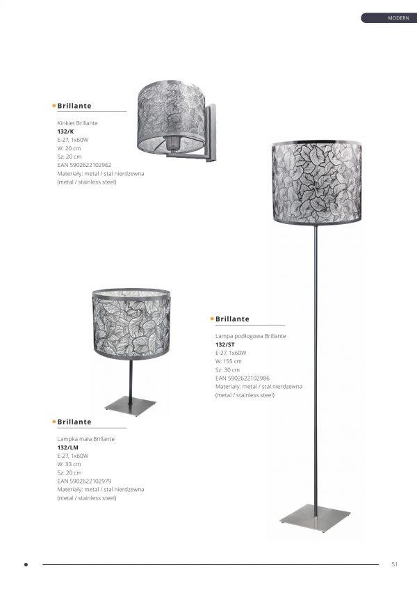 Lampa wiszaca Brillante 2 7