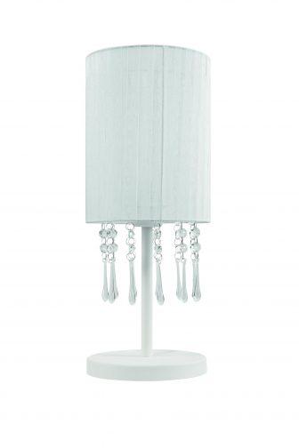 Lampa stołowa Wenecja biała 42