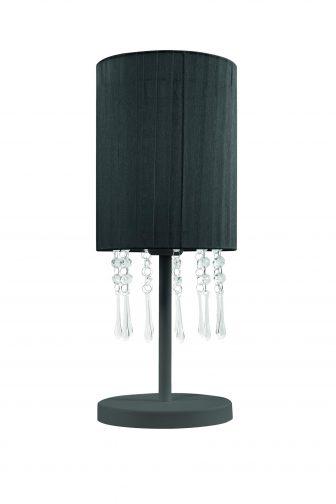 Lampa stołowa Wenecja czarna 43