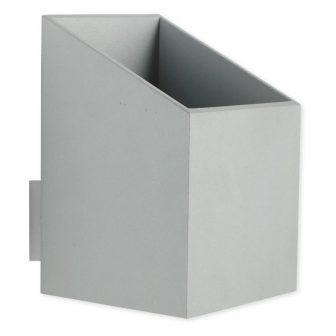 Kinkiet Rubik krótki popiel 1