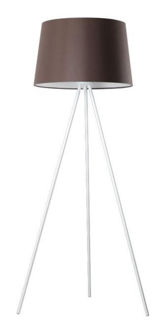 Lampa stojąca Lea brąz 39
