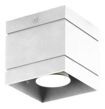 Plafon Quado DELUXE 1 biały 14