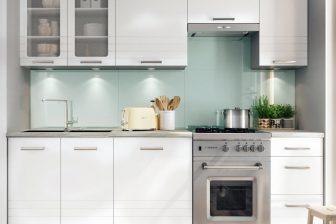 PARMA BB - ekskluzywne białe meble kuchenne 2,4m 57