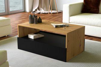 AVERSA - ława stolik kawowy z szufladami - 4 kolory 57