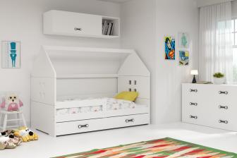 DOMEK NEW - łóżko z szufladą - KILKA KOLORÓW 12