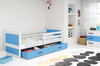 ELMO ONE 90x200- łóżko z szufladą - WIELE KOLORÓW 15