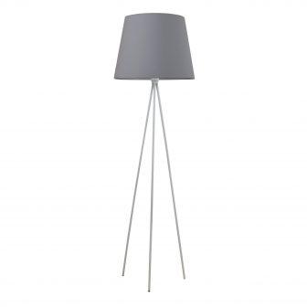 Lampa stojąca Eriz A popiel 34