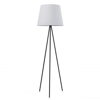 Lampa stojąca Eriz B biała 35