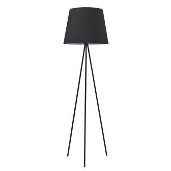 Lampa stojąca Eriz B czarna 36