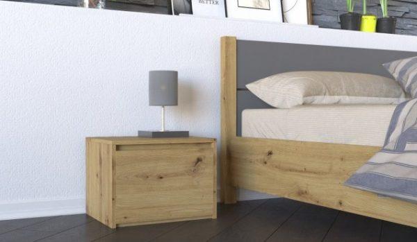 CARRO - szafka nocna z szufladą - KILKA KOLORÓW 1