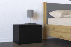 CARRO - szafka nocna z szufladą - KILKA KOLORÓW 3