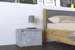 CARRO - szafka nocna z szufladą - KILKA KOLORÓW 4