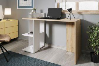 PURO - biurko z półkami 77
