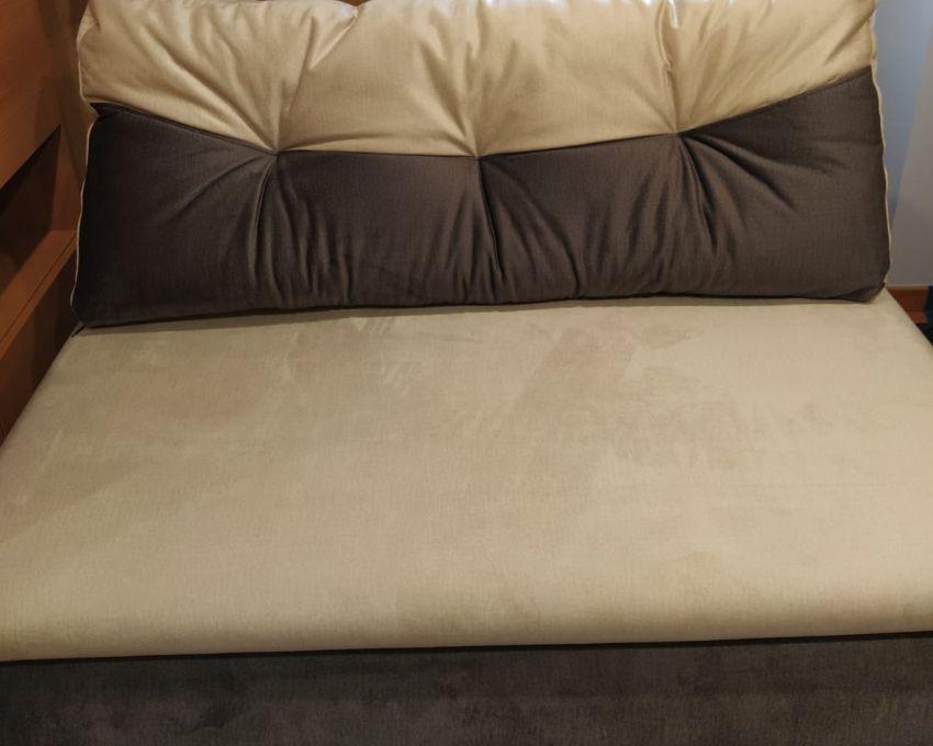 RAZER XL- duży fotel rozkładany do spania 2