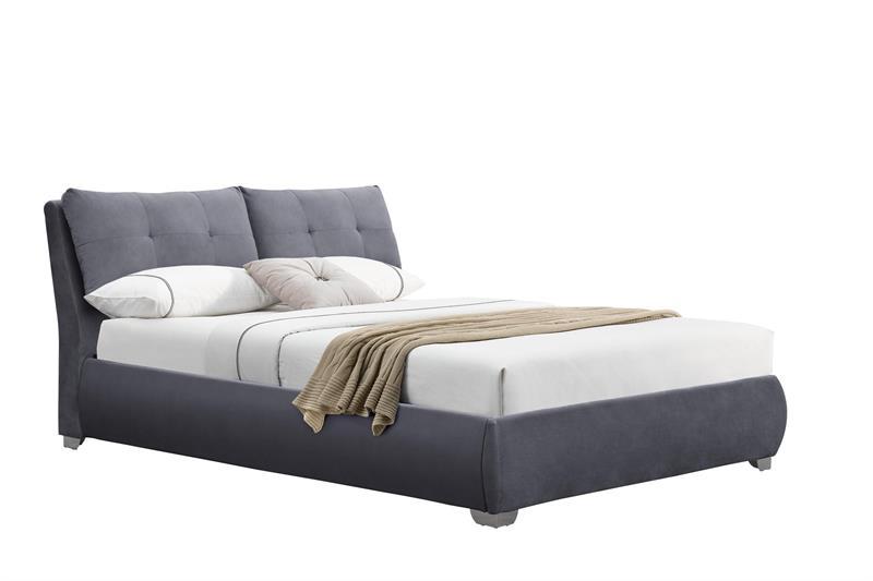 BRIDGET 160 - łóżko z pojemnikiem na pościel 3