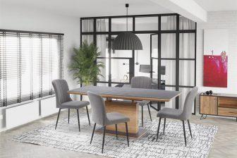 CONCORD - nowoczesny stół rozkładany 7