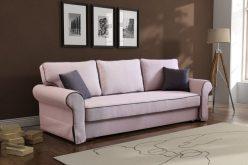 JULITA - rozkładana kanapa w stylu paryskim 5