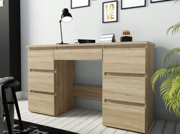 ALFA 4 - duże biurko z szufladami - 3 kolory 1