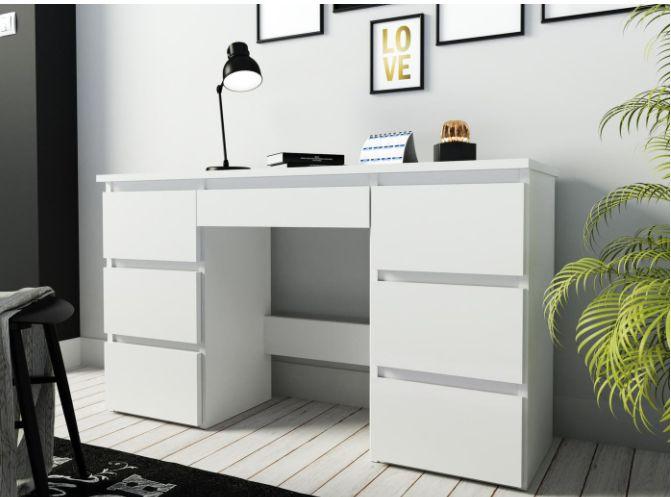 ALFA 4 - duże biurko z szufladami - 3 kolory 2