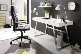ASTO - biurko konsola w stylu glamour 4