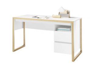 FARO - biurko z szufladami 55