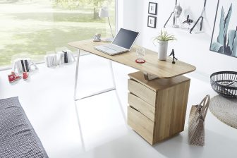 MODESTO 2 - biurko z kontenerkiem 6