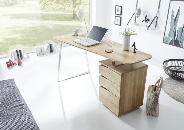 MODESTO 2 - biurko z kontenerkiem 1