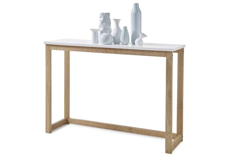 RIVER - biurko konsolka w stylu skandynawskim 2