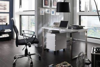 SOLO 1 - biurko w połysku 79