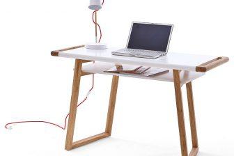 TORO - biurko w stylu skandynawskim 85
