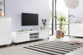LUCCA - szafka stolik RTV w nowoczesnym stylu 28