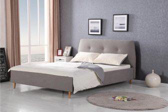 DORIS 160 - łóżko tapicerowane 7