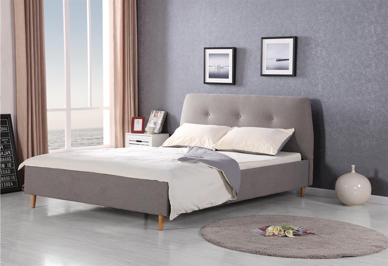 DORIS - łóżko tapicerowane 2