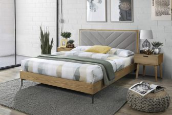 MARGARITA 160 - łóżko tapicerowane 30